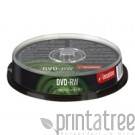Imation 10 x DVD-RW - 4.7 GB 4x - Spindel