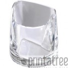 REXEL PENCIL CUP CLEAR