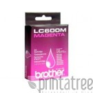 Brother Tintenpatrone magenta (LC-600M)