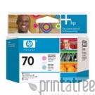 Hewlett Packard Druckkopf cyan light/magenta (C9405A)