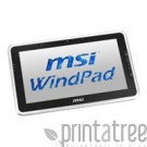 "MSI WindPad 100W-232 - 10.1"" Tablet - Atom Z530 / 1.6 GHz, 25.7cm-Display"